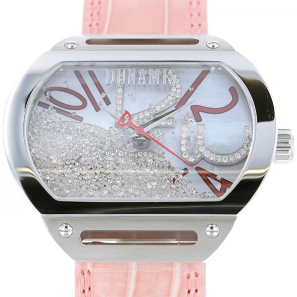 デュナミス DUNAMIS スパルタン SP-S6 ホワイト文字盤 メンズ 腕時計 【新品】