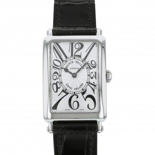 フランク・ミュラー FRANCK MULLER ロングアイランド 952QZ シルバー文字盤 メンズ 腕時計 【新品】
