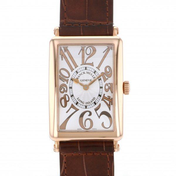 フランク・ミュラー FRANCK MULLER ロングアイランド レリーフ 1000SC REL シルバー文字盤 メンズ 腕時計 【新品】