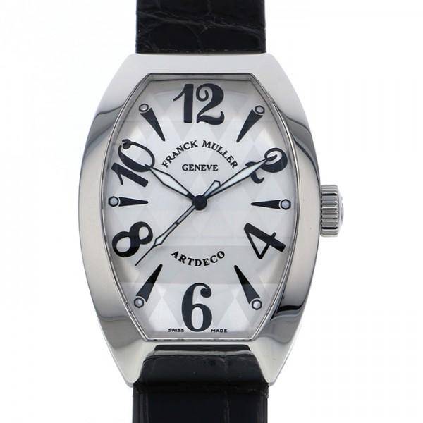 フランク・ミュラー FRANCK MULLER その他 アール デコ 11000HSC ART DECO シルバー文字盤 メンズ 腕時計 【中古】