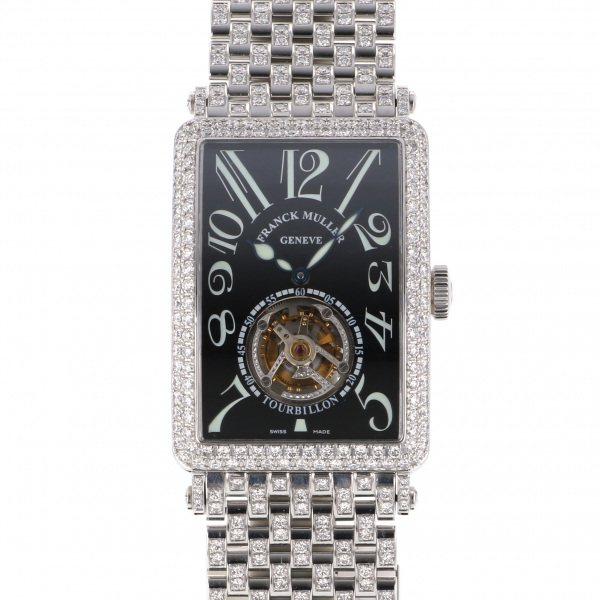 フランク・ミュラー FRANCK MULLER その他 インペリアル トゥールビヨン 1200 T D BH ブラック文字盤 メンズ 腕時計 【中古】