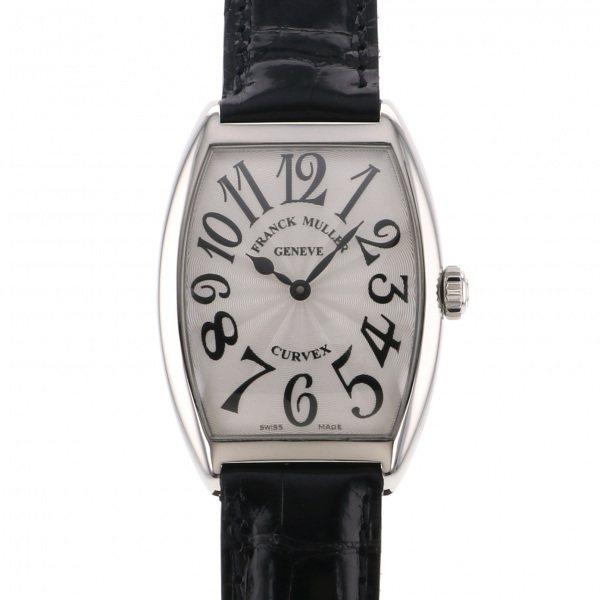 フランク・ミュラー FRANCK MULLER トノウカーベックス 2852B QZ シルバー文字盤 レディース 腕時計 【新品】