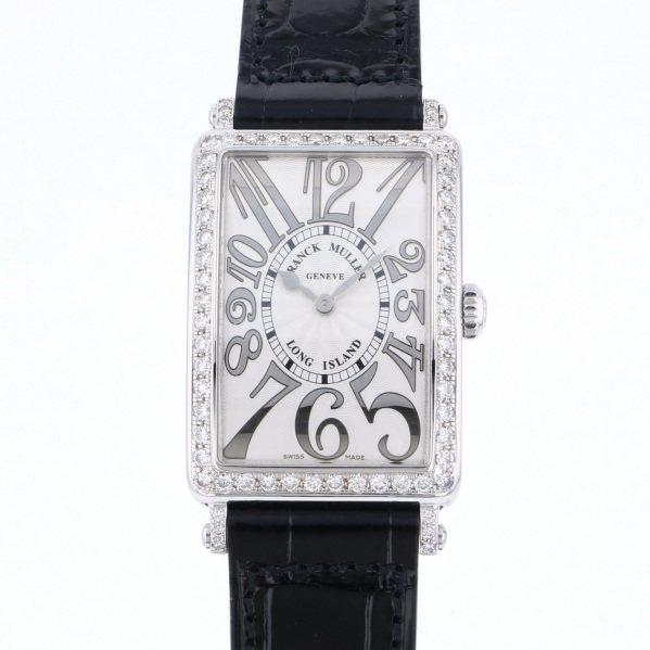フランク・ミュラー FRANCK MULLER ロングアイランド 952QZ REL D 1R AC シルバー文字盤 レディース 腕時計 【新品】