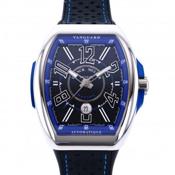フランク・ミュラー FRANCK MULLER ヴァンガード レーシング V45SC DT RC G ブラック文字盤 メンズ 腕時計 【新品】