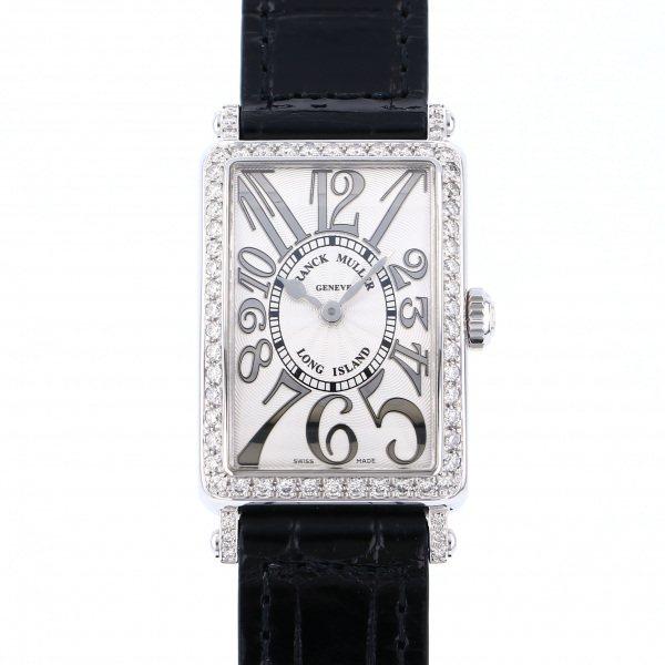 フランク・ミュラー FRANCK MULLER ロングアイランド 902QZ REL D 1R シルバー文字盤 レディース 腕時計 【新品】