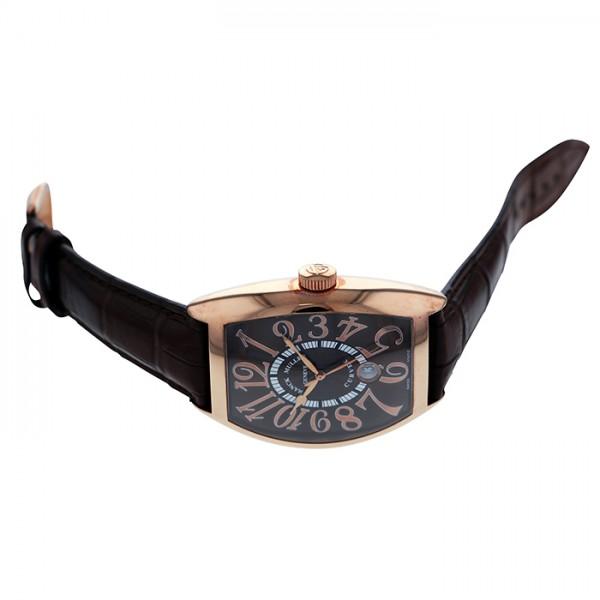 フランク・ミュラー FRANCK MULLER トノウカーベックス 8880SC ブラック文字盤 メンズ 腕時計 【新品】