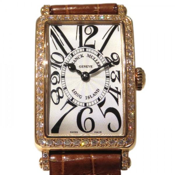 フランク・ミュラー FRANCK MULLER ロングアイランド 902QZ D 1R シルバー文字盤 メンズ 腕時計 【新品】