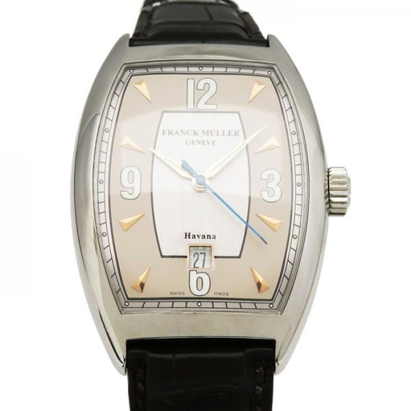 フランク・ミュラー FRANCK MULLER トノウカーベックス ハバナ 7880BSCDTHV ブラウン文字盤 メンズ 腕時計 【新品】