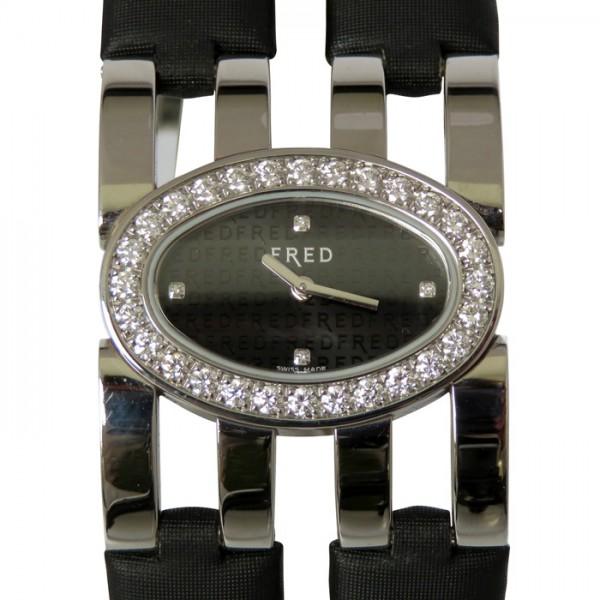 フレッド FRED その他 プリティウーマン 200本限定 - ブラック文字盤 レディース 腕時計 【新古品】