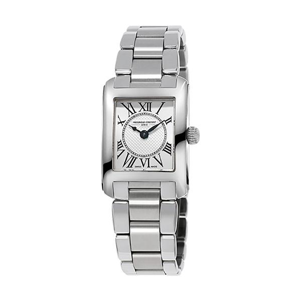 フレデリック・コンスタント FREDERIQUE CONSTANT クラシック・カレ FC-200MC16B シルバー文字盤 メンズ 腕時計 【新品】