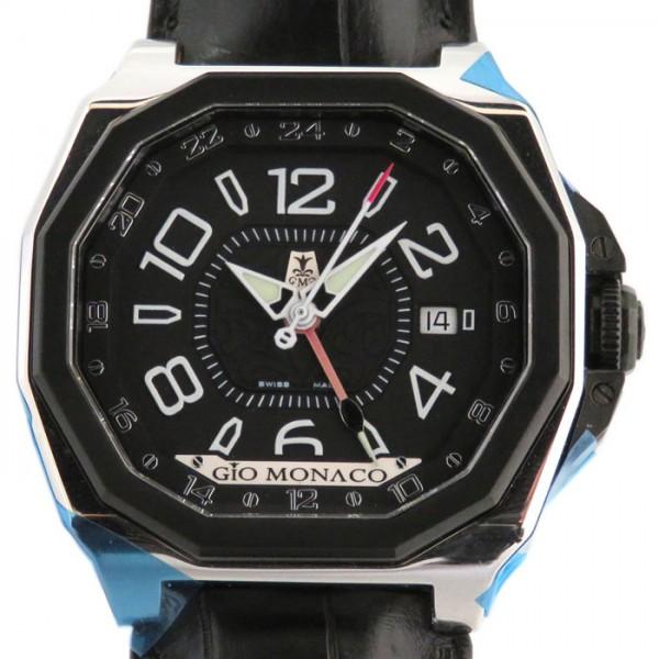 ジオ・モナコ GIO MONACO その他 メデューサ 720A ブラック文字盤 メンズ 腕時計 【新古品】