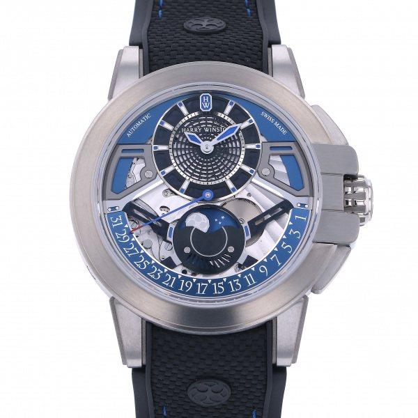 ハリー・ウィンストン HARRY WINSTON その他 プロジェクト Z13 OCEAMP42ZZ001 シルバー文字盤 メンズ 腕時計 【新品】