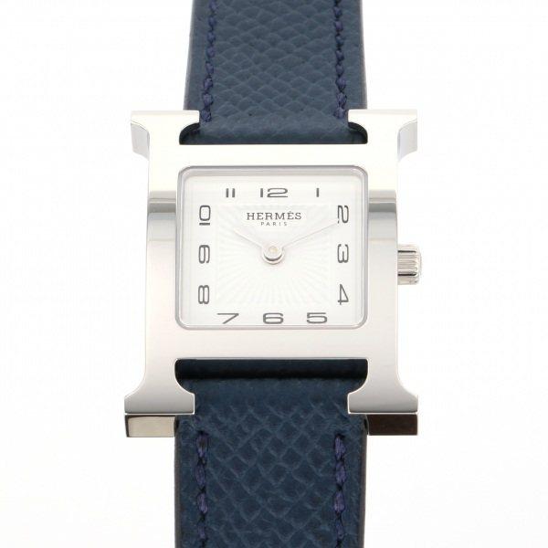 エルメス HERMES その他 Hウォッチ HH1.210.131/UU7L ホワイト文字盤 レディース 腕時計 【新品】