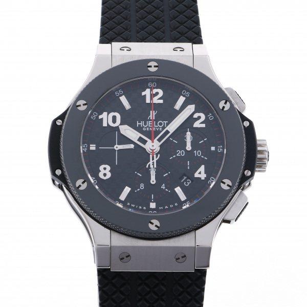 ウブロ HUBLOT ビッグバン 301.SB.131.RX ブラック文字盤 メンズ 腕時計 【中古】