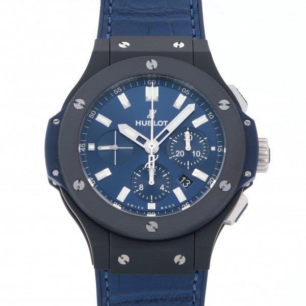 ウブロ HUBLOT ビッグバン セラミック ブルー 301.CI.7170.LR ブルー文字盤 メンズ 腕時計 【新品】