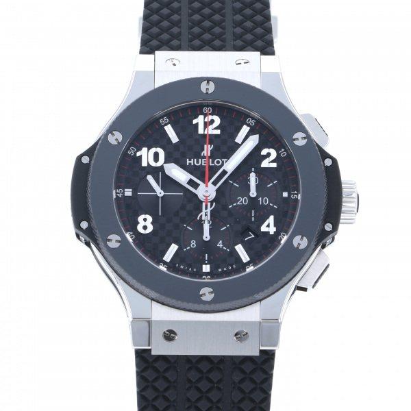 ウブロ HUBLOT ビッグバン スチール セラミック 301.SB.131.RX ブラック文字盤 メンズ 腕時計 【新品】