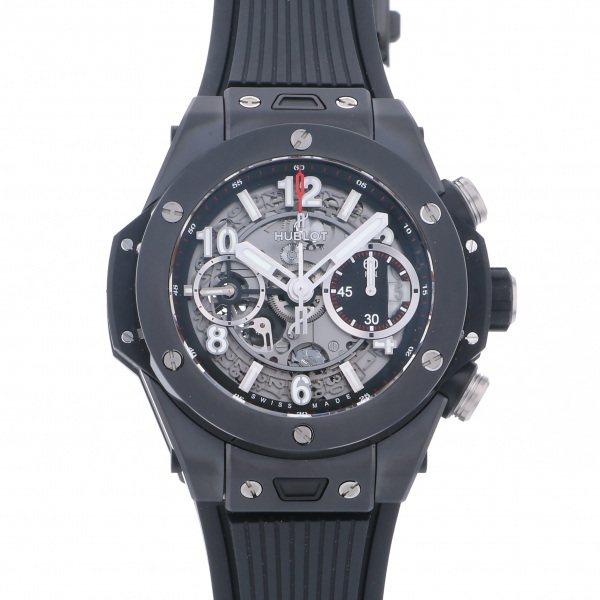 ウブロ HUBLOT ビッグバン ウニコ ブラックマジック 441.CI.1170.RX グレー文字盤 メンズ 腕時計 【新品】