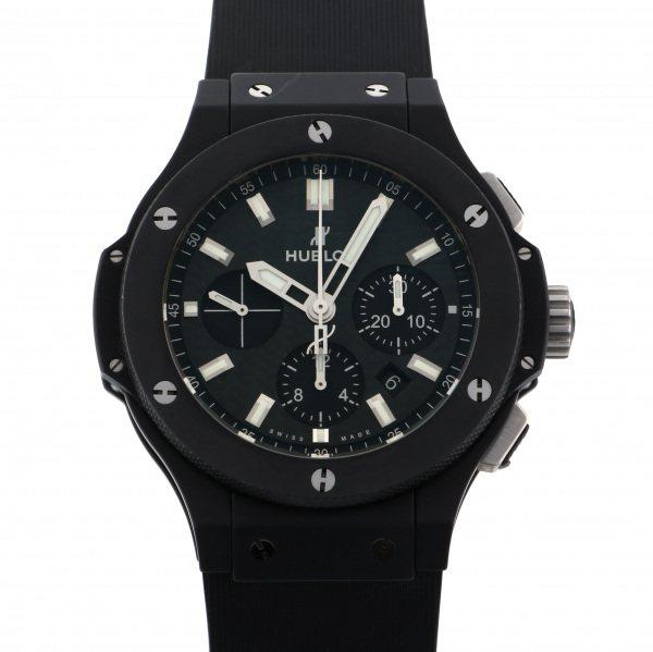 ウブロ HUBLOT ビッグバン ブラックマジック 301. CI.1770.RX ブラック文字盤 メンズ 腕時計 【中古】