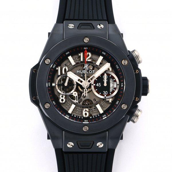 ウブロ HUBLOT ビッグバン ウニコ ブラックマジック 411.CI.1170.RX グレー文字盤 メンズ 腕時計 【新品】