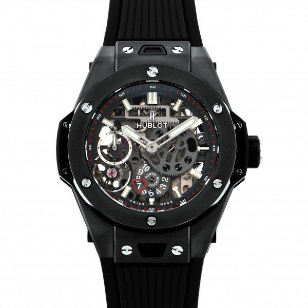 ウブロ HUBLOT ビッグバン メカ-10 ブラックマジック 414.CI.1123.RX ブラック/シルバー文字盤 メンズ 腕時計 【新品】
