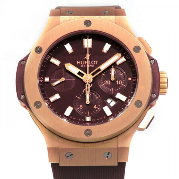 ウブロ HUBLOT ビッグバン エボリューション カプチーノ 301.PC.3180.RC ブラウン文字盤 メンズ 腕時計 【新品】