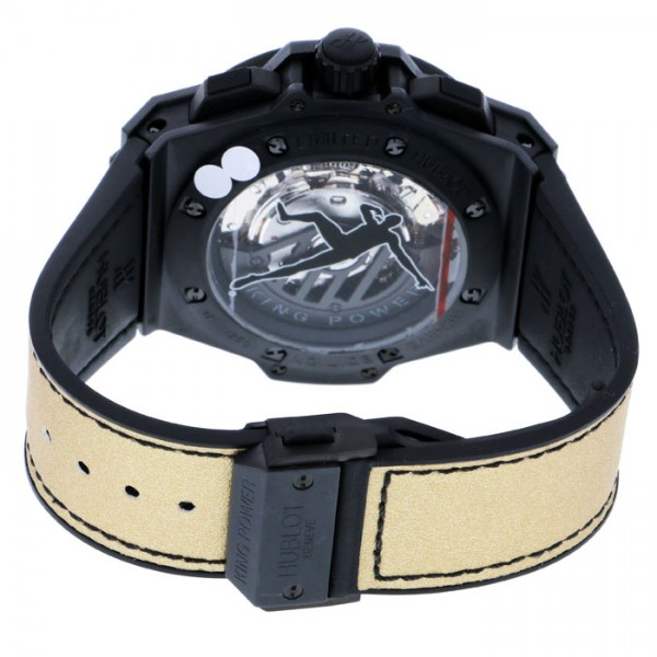 brand new 4b215 53304 ウサイン キングパワー HUBLOT ウブロ ボルト 【新品】 腕時計 ...