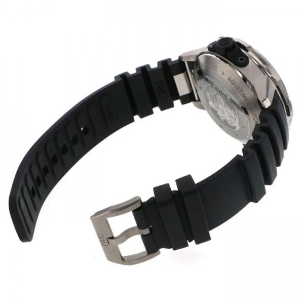 IWC IWC アクアタイマー オートマティック 2000 IW358002 ブラック文字盤 メンズ 腕時計 【新品】