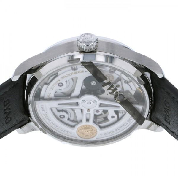 IWC IWC ポルトギーゼ オートマティック IW500710 ブルー文字盤 メンズ 腕時計 【新品】