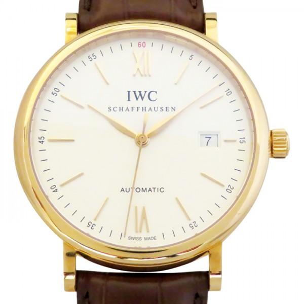 【期間限定ポイント5倍 5/5~5/31】 IWC IWC ポートフィノ IW356504 シルバー文字盤 メンズ 腕時計 【新品】