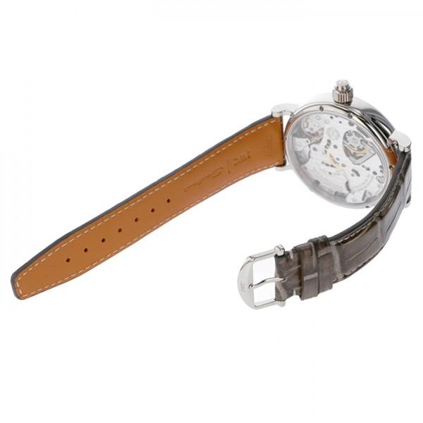 IWC IWC ポートフィノ ハンドワインド モノプッシャー IW515103 グレー文字盤 メンズ 腕時計 【未使用品】