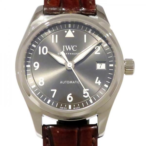 IWC IWC パイロットウォッチ オートマティック IW324001 グレー文字盤 メンズ 腕時計 【新品】