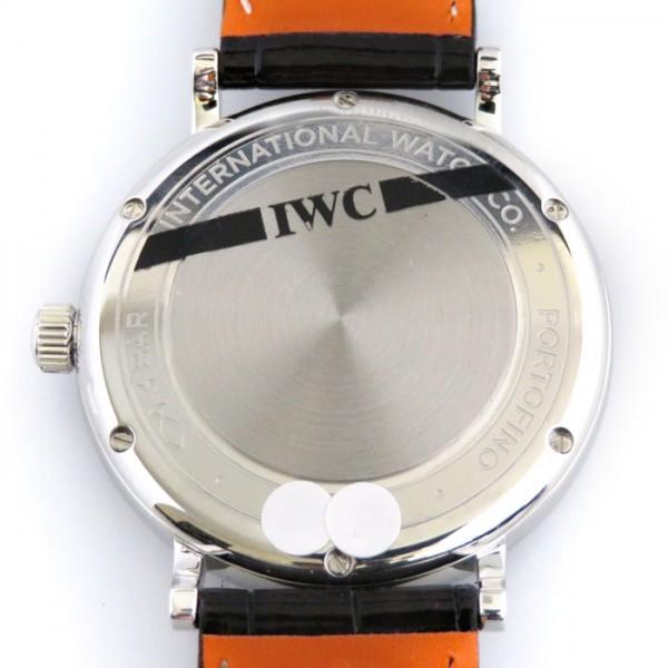 【全品 ポイント10倍 16日1:59まで 要エントリー】IWC IWC ポートフィノ ミッドサイズ IW458102 グレー文字盤 メンズ 腕時計 【新品】