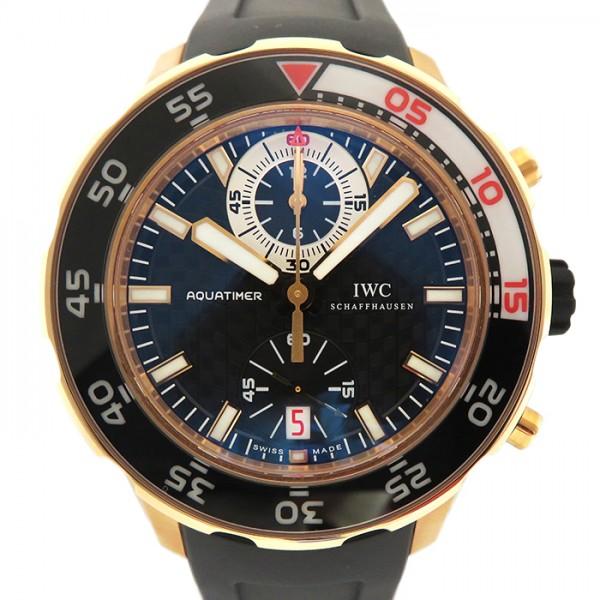 IWC IWC アクアタイマー クロノグラフ IW376903 ブラック文字盤 メンズ 腕時計 【新品】