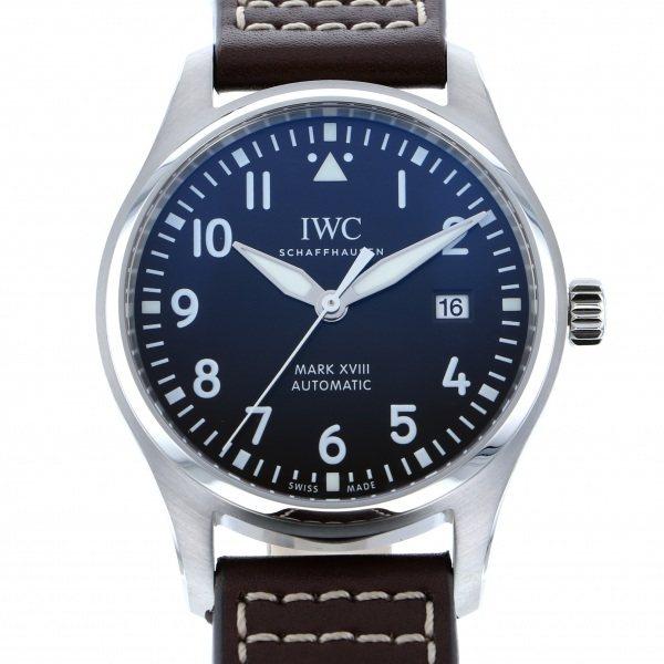 IWC IWC パイロットウォッチ マーク XVIII アントワーヌ・ド・サンテグジュペリ IW327003 ブラウン文字盤 メンズ 腕時計 【新品】