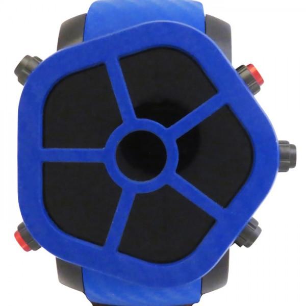 ジェイコブ JACOB&CO ゴースト JC-GST-CBNBL ブラック文字盤 メンズ 腕時計 【新品】
