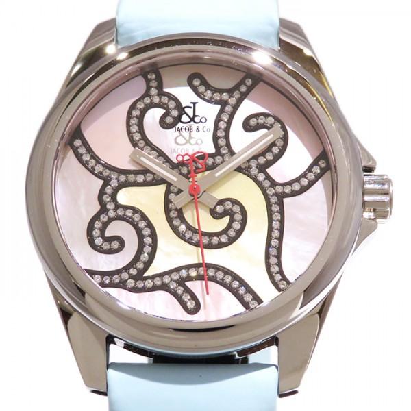 ジェイコブ JACOB&CO その他 ワンタイムゾーン JC-TZM16 マルチカラー文字盤 メンズ 腕時計 【新品】
