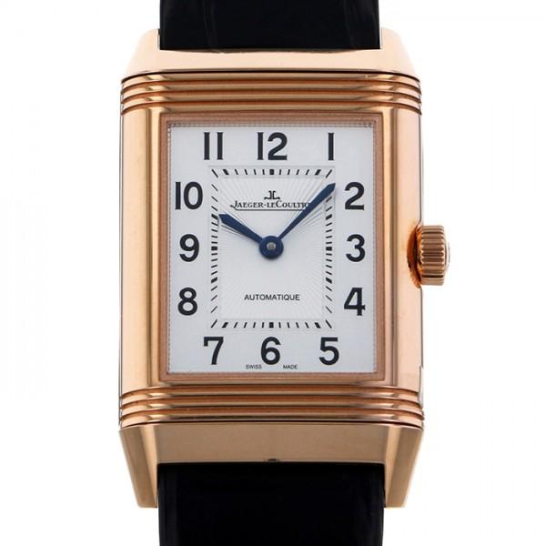 高速配送 ジャガー・ルクルト JAEGER LE COULTRE レベルソ クラシック ミディアム デュエット Q2572420 シルバー/ブラック文字盤 新品 腕時計 レディース, 丹後ちりめん歴史館 mayuko shop 5832c82e