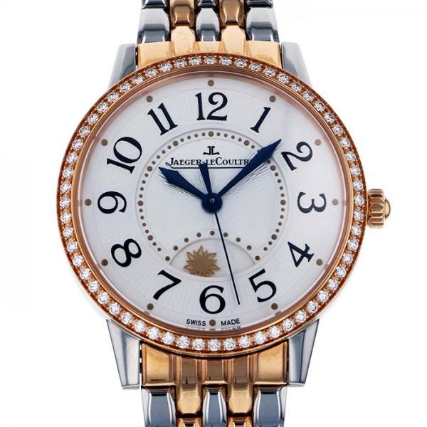 ジャガー・ルクルト JAEGER LE COULTRE ランデヴー ナイト&デイ Q3444120 シルバー文字盤 レディース 腕時計 【新品】