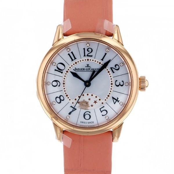 ジャガー・ルクルト JAEGER LE COULTRE ランデヴー ナイト&デイ Q3462490 ホワイト文字盤 レディース 腕時計 【新品】