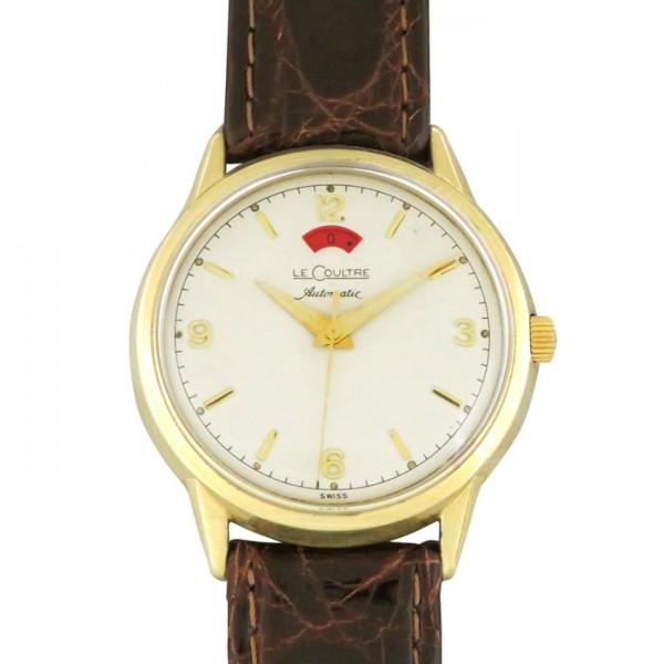 【期間限定ポイント5倍 5/5~5/31】 ジャガー・ルクルト JAEGER LE COULTRE その他 パワーインジゲーター - シルバー文字盤 メンズ 腕時計 【中古】