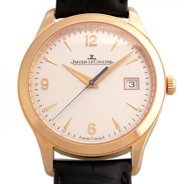 ジャガー・ルクルト JAEGER LE COULTRE マスター コントロール Q1542520 ホワイト文字盤 メンズ 腕時計 【新品】