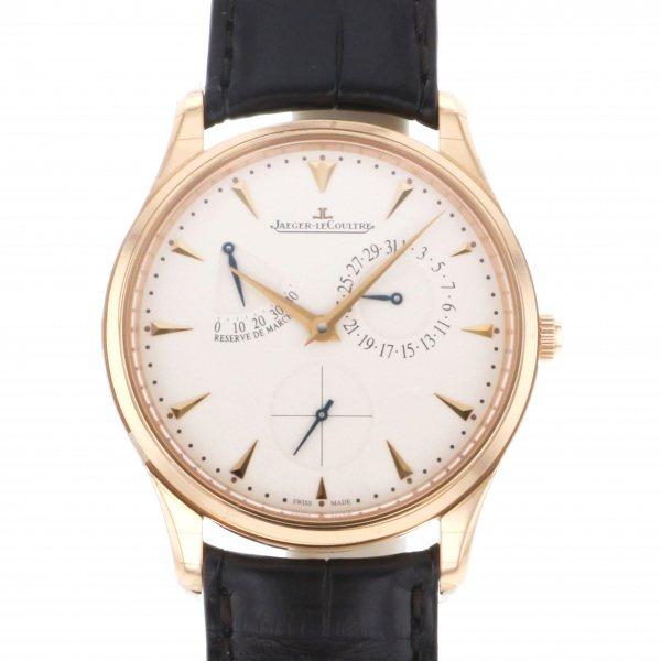 ジャガー・ルクルト JAEGER LE COULTRE マスター ウルトラシン リザーブ ド マルシェ Q1372520 シルバー文字盤 メンズ 腕時計 【新品】