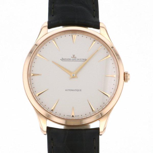 ジャガー・ルクルト JAEGER LE COULTRE マスター ウルトラスリム Q1332511 アイボリー文字盤 メンズ 腕時計 【新品】
