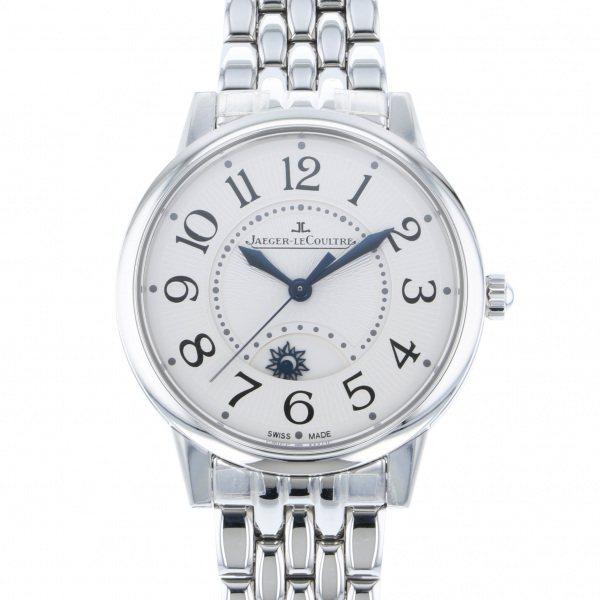 ジャガー・ルクルト JAEGER LE COULTRE ランデヴー ナイト&デイ Q3448190 シルバー文字盤 メンズ 腕時計 【新品】