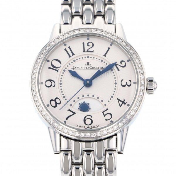 ジャガー・ルクルト JAEGER LE COULTRE ランデヴー ナイト&デイ Q3468121 シルバー文字盤 レディース 腕時計 【中古】