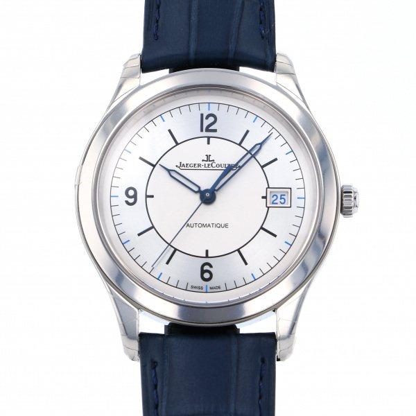 ジャガー・ルクルト JAEGER LE COULTRE マスター コントロール デイト Q1548530 シルバー文字盤 メンズ 腕時計 【新品】
