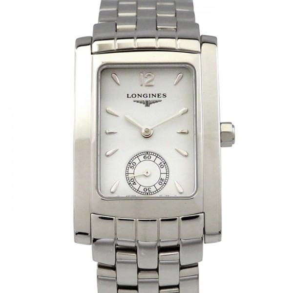 ロンジン LONGINES その他 ドルチェビータ L5 502 4 16 6 ホワイト文字盤 レディース 腕時計 【新品】
