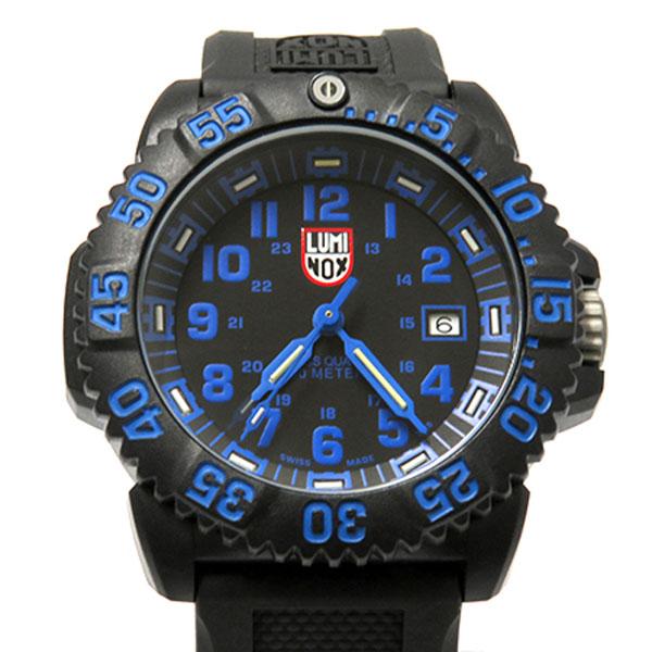 【期間限定ポイント5倍 5/5~5/31】 ルミノックス LUMINOX その他 カラーマークシリーズ 3053 ブラック文字盤 メンズ 腕時計 【新品】