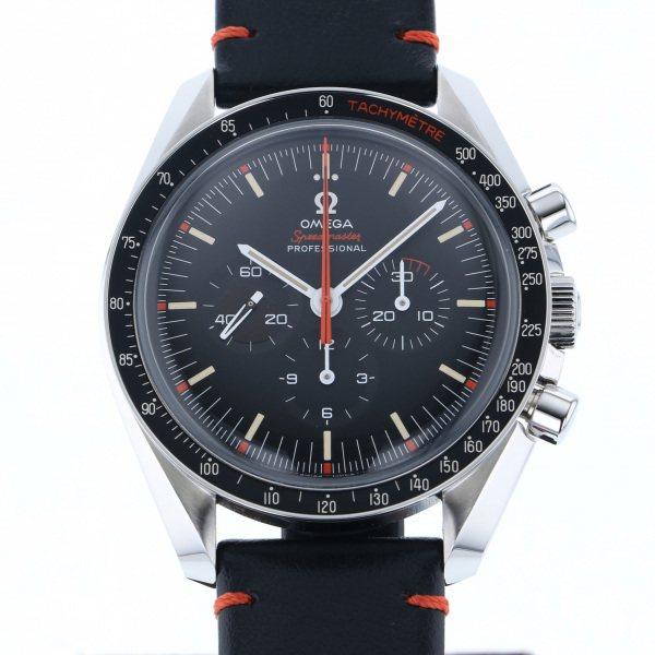 オメガ OMEGA スピードマスター スピーディ チューズデー ウルトラマン? 世界限定2012本 311.12.42.30.01.001 ブラック文字盤 メンズ 腕時計 【中古】