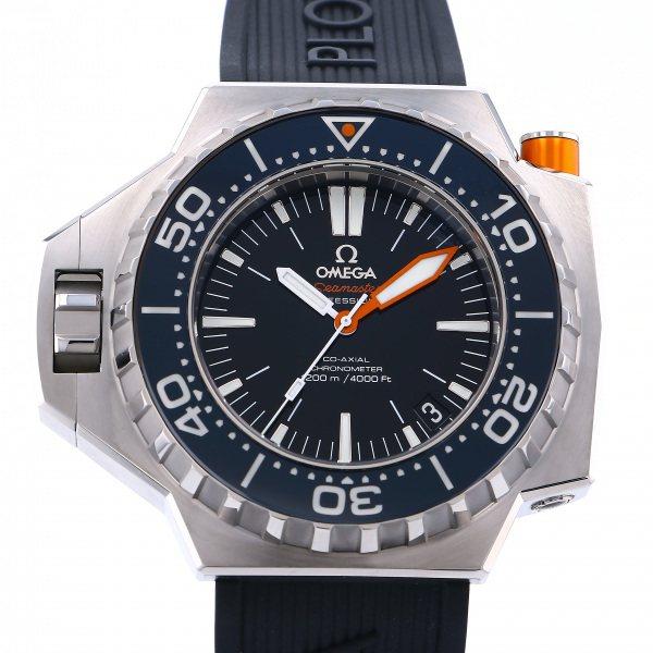 オメガ OMEGA シーマスター プロプロフ 1200?M 224.32.55.21.01.001 ブラック文字盤 メンズ 腕時計 【新品】